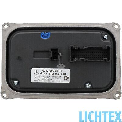 ORIGINAL LEAR LED Scheinwerfer Steuergerät für Mercedes W205 W213 W222 C238 C257