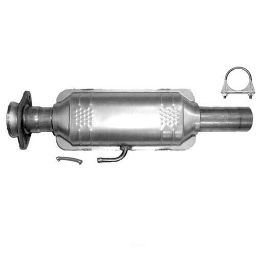 Catalytic Converter-Direct Fit Front Left Eastern Mfg 808532