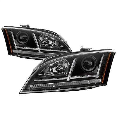 Spyder Auto 5085535 Projector Headlights Fits 08-15 TT TT Quattro
