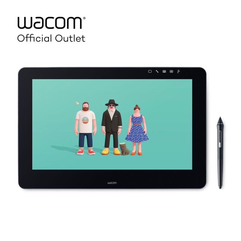 "Used Wacom Cintiq Pro 16 15.6"" Creative Pen Display with Link Plus"