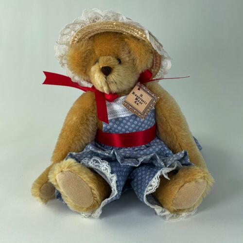 Isadorable Bear #2 - artist: A. Roosevelt Bear Co. 1986 vintage