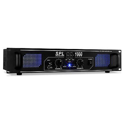 [RICONDIZIONATO] SKYTEC AMPLIFICATORE AUDIO 2800W DJ PA HOME CINEMA STEREO HI FI