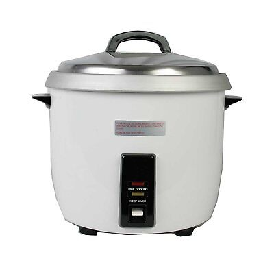 30 Cup Commercial Rice Cooker And Warmer Tsej50000-9