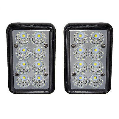 6661353 2x Led Backup Light Fits Bobcat 753 853 864 S175 S250 S570 S740 T250