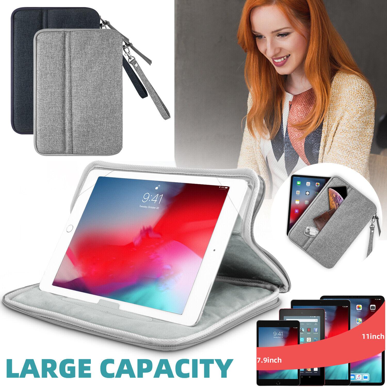 For Apple iPad 10.2-inch 7th Gen. Sleeve Bag Hybrid Tablet C