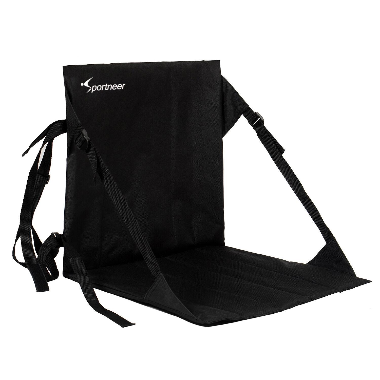 Padded Stadium Chair Portable Seat Folding Football