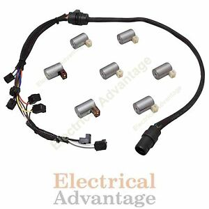 Transmission-Solenoid-Kit-Set-W-Harness-096-01M-O1M-VW-Audi-Shift-Volkswagen