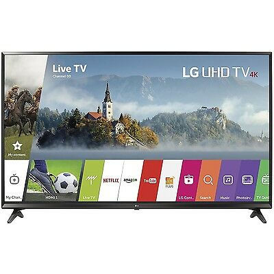 Lg 49Uj6300   49  Uhd 4K Hdr Smart Led Tv  2017 Model