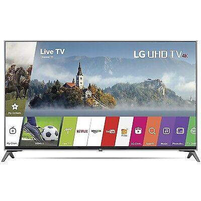 LG 55UJ7700 - 55-inch UHD 4K HDR Smart LED TV (2017 Model)
