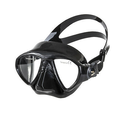 e4f3034694 IST M-99 SEAL Low Volume Twin Lens Diving Snorkeling Mask w  Integrated  Skirt