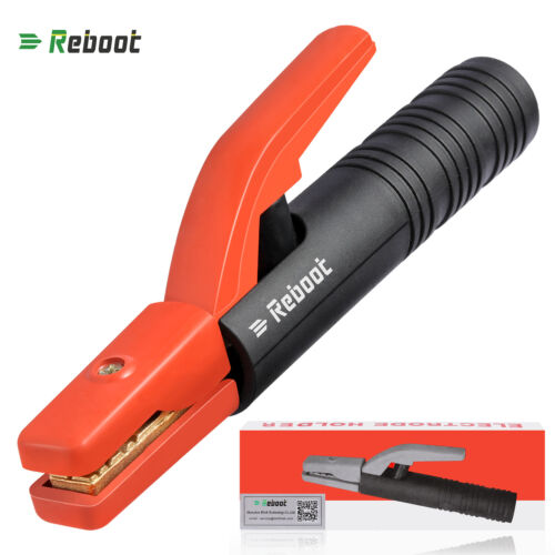 Welding Electrode Holder 300A Copper MMA ARC Welder Stick Welding Clamp Tool US