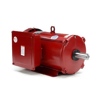10 Hp 1725 Rpm 215t 230v Leeson Farm Duty Electric Motor Tefcnew