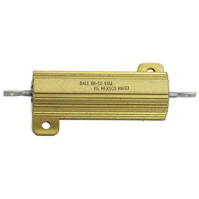 Dale Rh Series Wirewound Resistor 5 Ohms 50 Watt 1