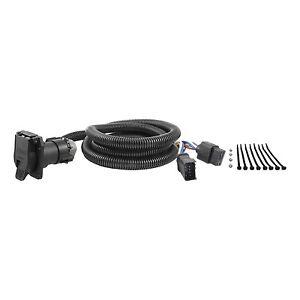 curt trailer hitch wiring connector kit 56001 for dodge. Black Bedroom Furniture Sets. Home Design Ideas