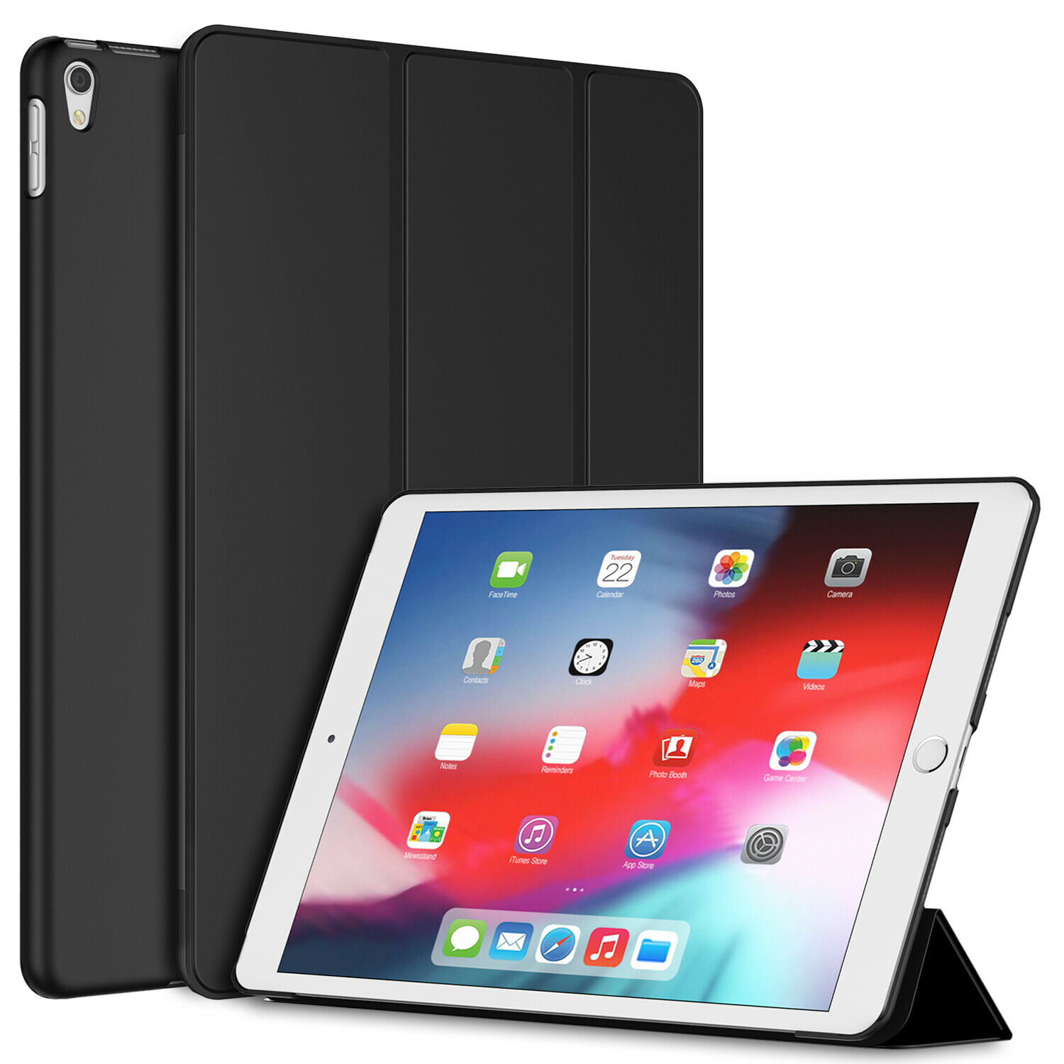 JETech Case for iPad Air 3 10.5 2019 / iPad Pro 10.5 2017 Au