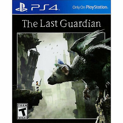 EXT553 RGC Huge Poster The Last Guardian PS4