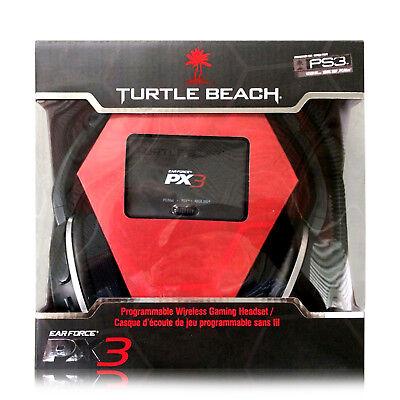 Turtle Beach Headset Programmable Wireless Gaming Headset Ear Force