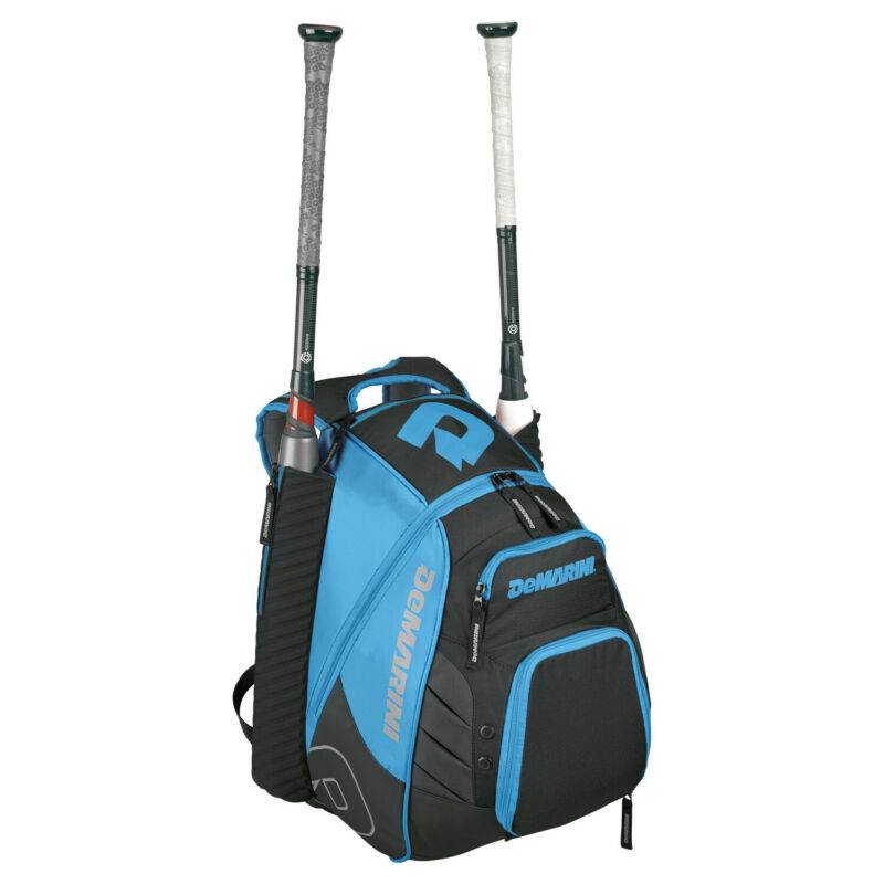 DeMarini Voodoo Rebirth Baseball/Softball Backpack Bag - Victory Blue