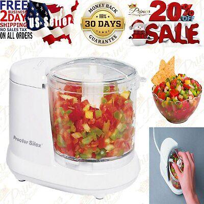Stimulating Food Processor Vegetable Chopper Veggie Slicer Small Appliance Home New