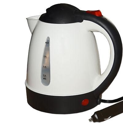 12V Wasserkocher für Auto Reise PKW Camping Zigarettenanzünder Fernfahrer Kocher