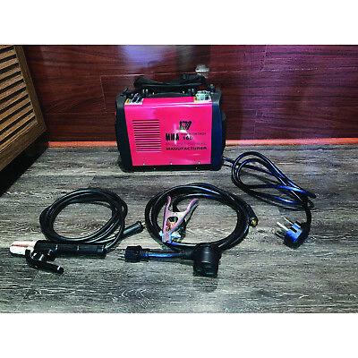 Mma-160d 160 Amp Stick Arc Dc Inverter Welding 110220v Welding