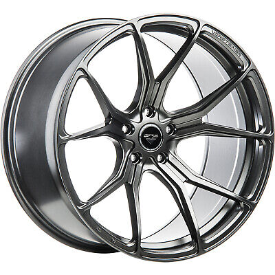4 - 20x9 Gray Wheel Vorsteiner V-FF103 5x112 35