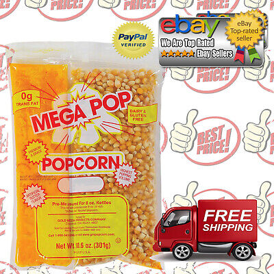 Mega-Pop Popcorn Kit - 8 oz. - 24 ct. *BEST DEALS IN