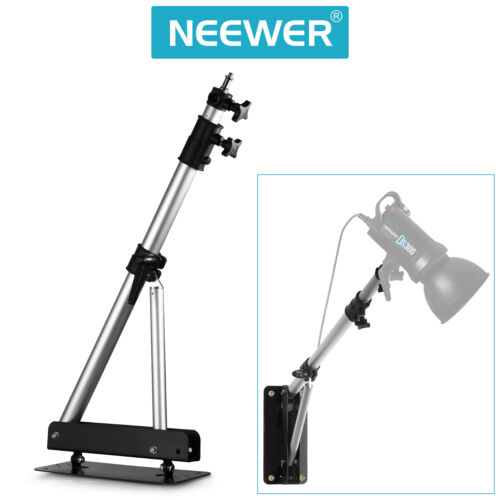 "Neewer Max Height 49"" Wall Mounting Boom Arm for Studio Video Lights Monolights"
