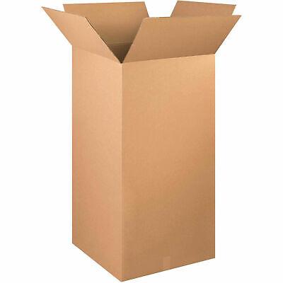 24 X 24 X 48 Tall Cardboard Corrugated Boxes 65 Lbs Capacity 200ect-32