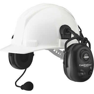 Elvex Connectunes Bluetooth Electronic Earmuffs Cap Mount Style