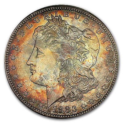 Click now to see the BUY IT NOW Price! 1883 S MORGAN DOLLARMS 65 PCGS   SKU 103644
