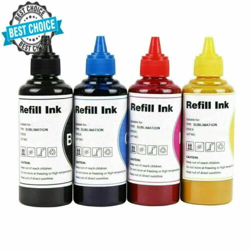 Top Quality 400 ml sublimation Ink for Epson HP Brother Canon Ricoh Printer