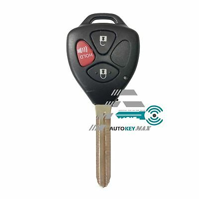 Replacement for Toyota RAV 4 2006 2007 2008 2009 2010 Remote Key Case Shell, used for sale  Lake Forest