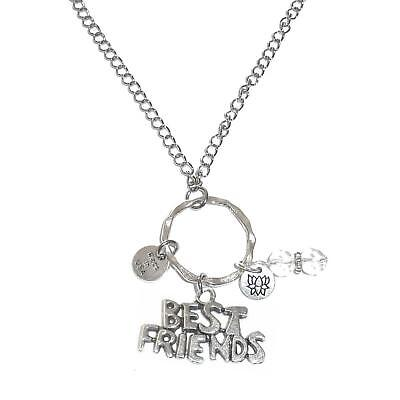 Best Friends - Rear View Mirror Charm - Hanging Ornament -