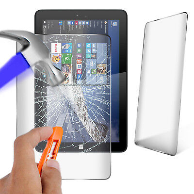 Clear Tablet Glass Screen protector Guard For B&N NOOK HD Plus (9