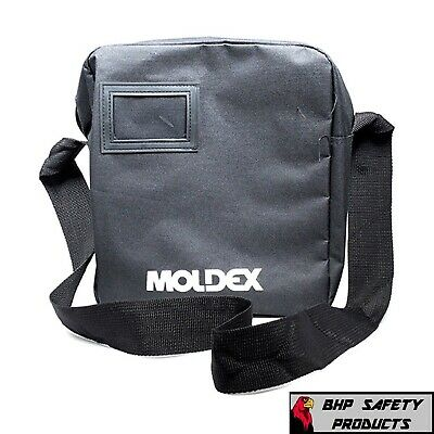 Resuable Respirator Bag For Storage Secures Half Mask And Full Face Respirators
