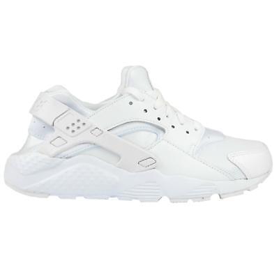 Nike Huarache Run (GS) Schuhe Turnschuhe Sneaker Jungen Damen Mädchen Weiß