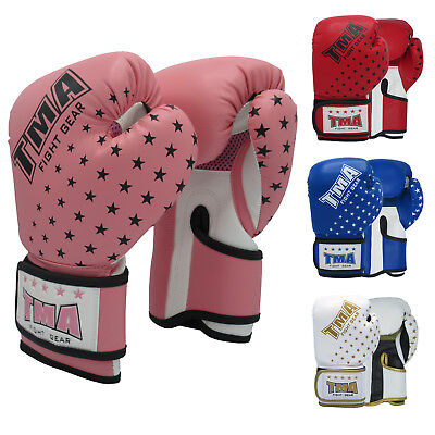 Kids Boxing gloves best for kickboxing, Martial Arts, MMA, Muay Thai (Best Martial Arts For Kids)