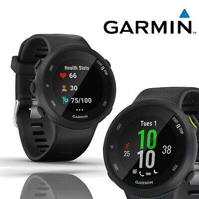 Garmin Forerunner 45 GPS Running Watch Smartwatch Fitness Tracker Large Black