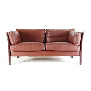 Leather Retro Sofas