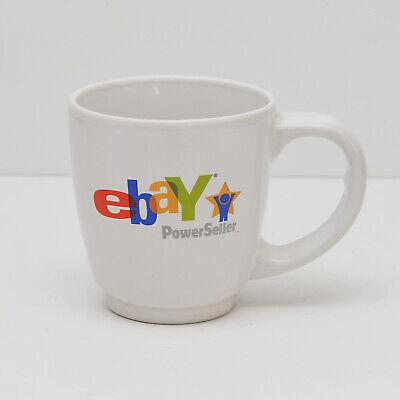 eBay PowerSeller Recognized Respected Rewarded Coffee Mug Tea Cup 14 Oz
