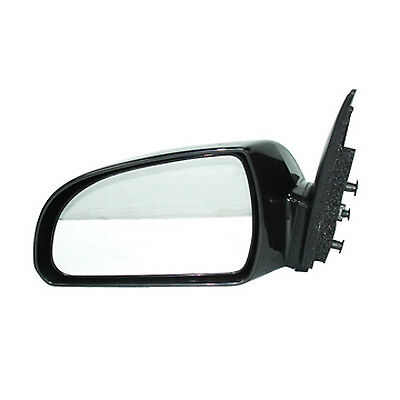 HY1320149 Drivers Side Mirror, Power, Heated, 2006-2010 Sonata Paint to Match