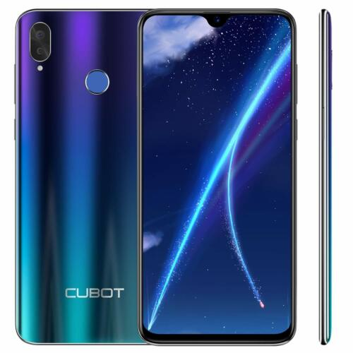 6.26in Cubot R15 Android 9.0 Handy Ohne Vertrag 2GB+16GB Dual SIM Smartphone
