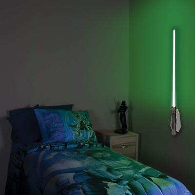 Star Wars Luke Skywalker Lightsaber Night Light NightLight Lamp Room Wall Green](Luke Skywalker Lightsaber)
