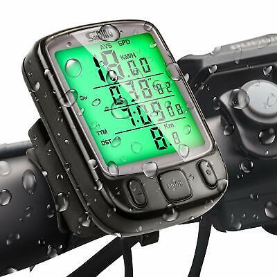 Fahrrad Tachometer Kilometerzähler Fahrradcomputer Geschwindigkeitsmessung online kaufen