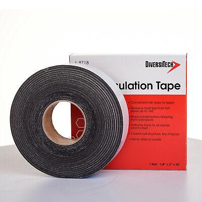 Diversitech 6-9718 Foam Insulation Tape 18 X 2 X 30 1 Roll