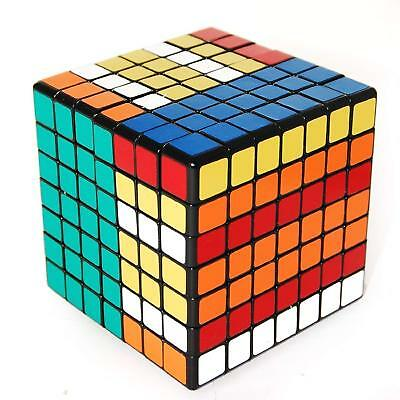 7x7 Rubiks Cube Rubix 7By7 the Best Speed Puzzle Toy for Adults Boys Girls
