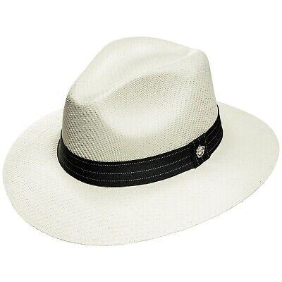 Sonnenhut Strohhut Herren Damen Havanna Bogart Panama »Devon« Edel & Elegant NEU online kaufen