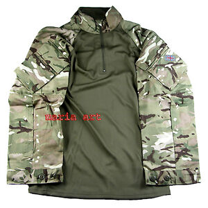 Genuine-British-Army-Multicam-MTP-PCS-UBACS-Shirt-New-Size-Small-Airsoft