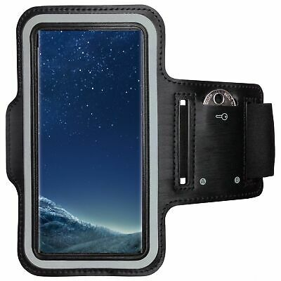 Samsung Galaxy S8 Handy Sport Armband Hülle Sportarmband Tasche Laufhülle Etui